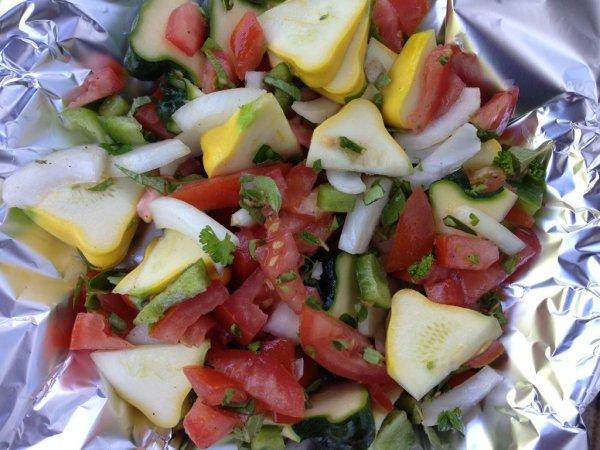 Savory Roasted Vegetables